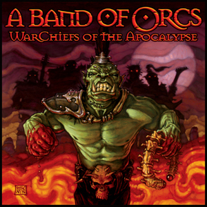WarChiefs Of The Apocalypse album cover