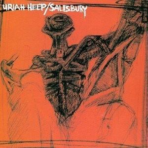 Salisbury album cover