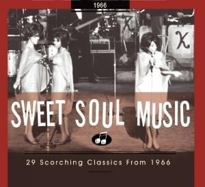 Sweet Soul Music: 29 Scorching Classics ... album cover