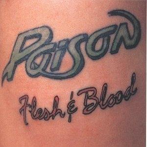 Flesh & Blood album cover