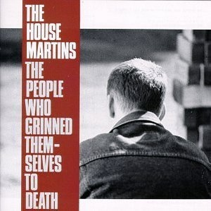 The People Who Grinned Themselves To Death album cover
