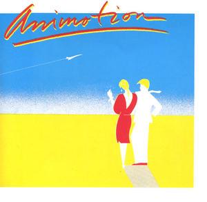 Animotion album cover