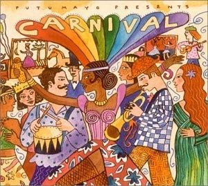 Putumayo Presents: Carnival album cover