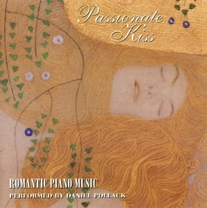 Passionate Kiss: Romantic Piano Music album cover