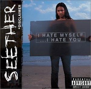 Disclaimer album cover
