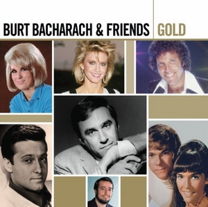 Gold: Burt Bacharach & Friends album cover