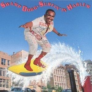 Surfin' In Harlem album cover