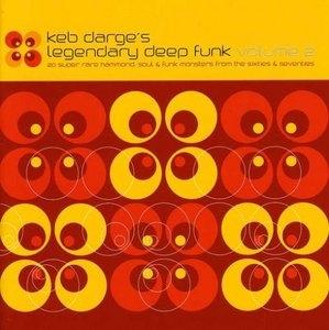 Legendary Deep Funk, Vol. 2 album cover