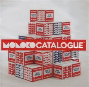 Catalogue: Best Of Moloko album cover