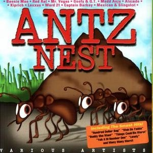 Antz Nest album cover