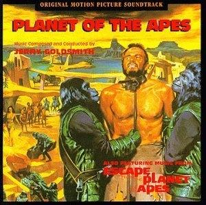 Planet Of The Apes (Original Motion Picture Soundtrack) album cover