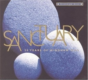 Windham Hill-Sanctuary album cover