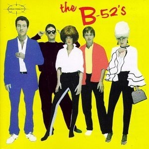 The B-52's album cover