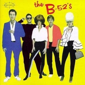 The B-52's album cover