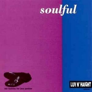 Soulful album cover