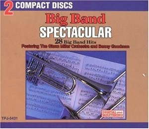 Big Band Spectacular Vol.1 album cover