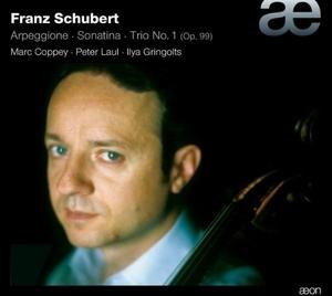 Schubert: Arpeggione, Sonatina & Trio album cover