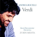 Verdi album cover