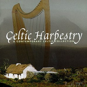 Celtic Harpestry: A Contemporary Celtic Collection album cover
