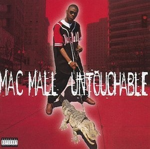 Untouchable album cover