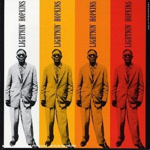 Lightnin' Hopkins (Smithsonian-Folkways) album cover