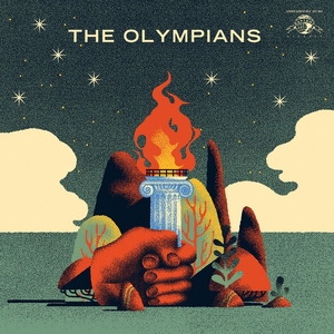 The Olympians album cover