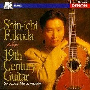 Plays 19th Century Guitar album cover