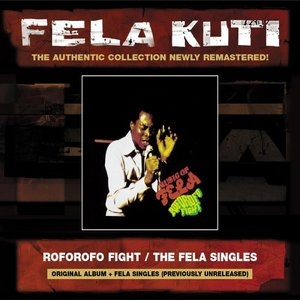 Roforofo Fight~ The Fela Singles album cover