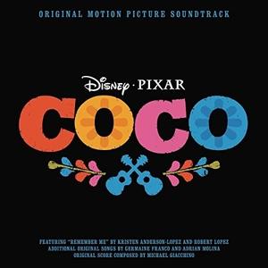 Coco (Original Motion Picture Soundtrack) album cover