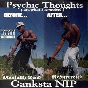 Psychic Thoughts album cover