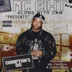 Compton's OG album cover