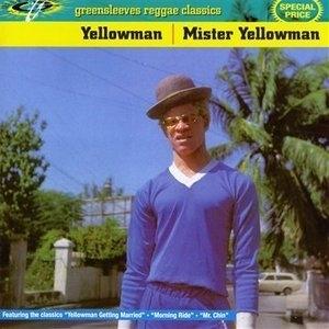 Mister Yellowman album cover