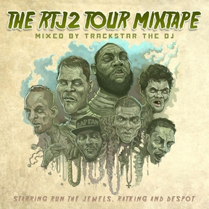 The RTJ2 Tour Mixtape album cover