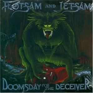 Doomsday For The Deceiver album cover