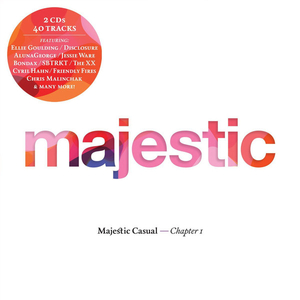 Majestic Casual: Chapter 1 album cover