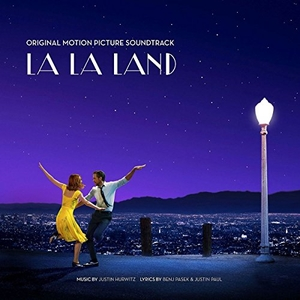 La La Land: Original Motion Picture Soundtrack album cover