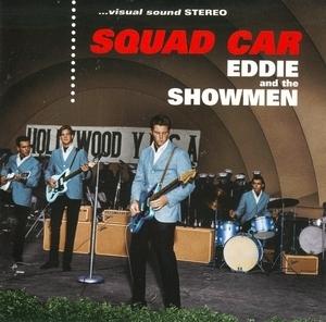 Squad Car album cover