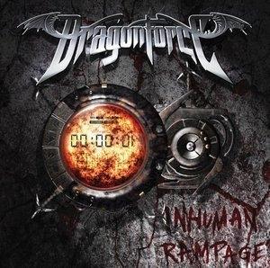 Inhuman Rampage album cover