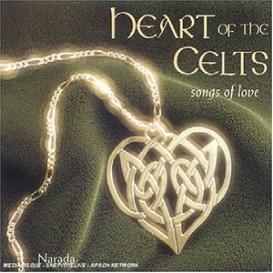 Heart Of The Celts: Songs Of Love album cover