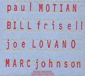 Bill Evans album cover