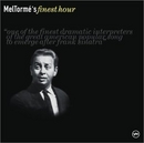 Mel Tormé's Finest Hour album cover