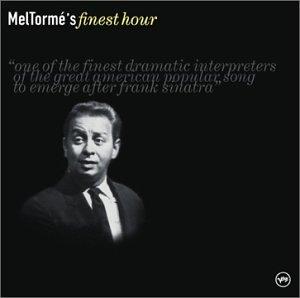 Mel Tormé's Finest Hour album cover
