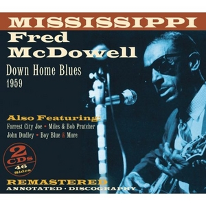 Down Home Blues 1959 album cover