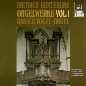 Buxtehude-Complete Organ Works Vol.1 album cover