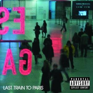 Last Train To Paris album cover