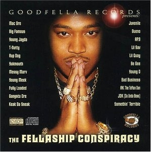 The Fellaship Conspiracy album cover