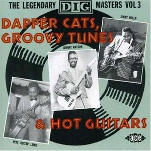 Dapper Cats, Groovy Tunes & Hot Guitars album cover