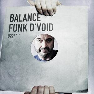 Balance 022 album cover