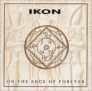 On The Edge Of Forever album cover