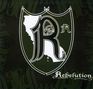 Rebelution album cover